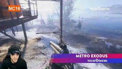 Metro Exodus EP3 Highlights