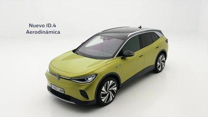 Nuevo Volkswagen ID.4 Aerodinámica