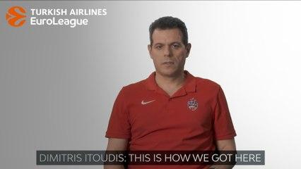 How we got here: Dimitris Itoudis, CSKA Moscow