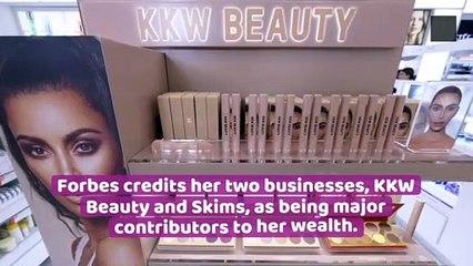 Kim Kardashian is Officially a Billionaire