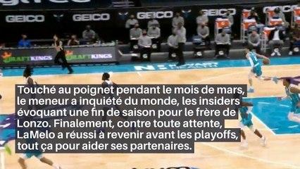 NBA – La surprenante révélation de LaMelo Ball au sujet de sa santé_IN