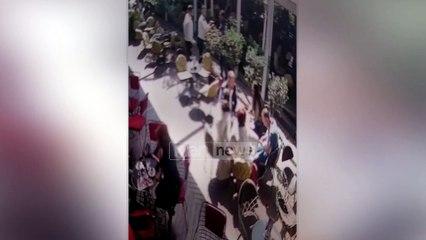 Klan News - Marokeni ne gjendje te dehur dhunohet nga kamarieri ne Durres
