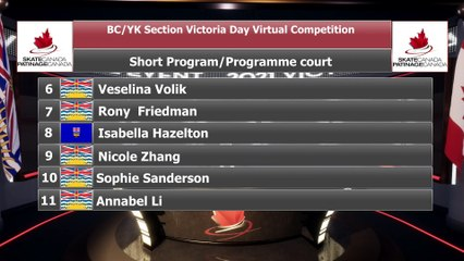 Pre Novice Women Short Group 4 - 2021 belairdirect BC/YK Section Victoria Day Virtual Event (22)
