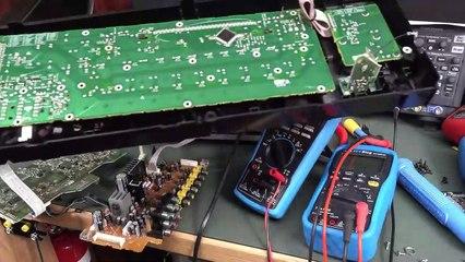 EEVblog 1395 - Onkyo Repair SUCCESS