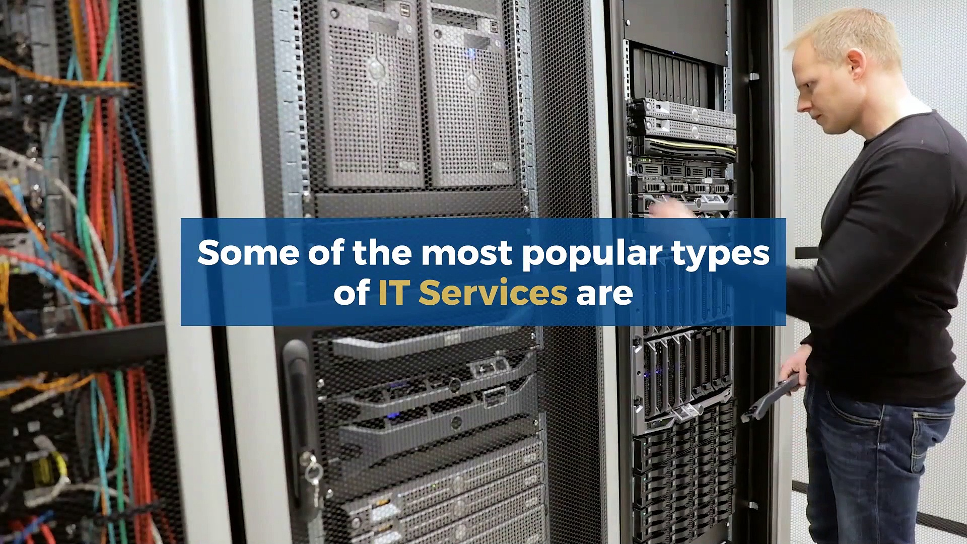 Types of IT Support Services   fitzroy.it   +611300348948