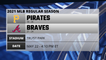 Pirates @ Braves Game Preview for MAY 22 -  4:10 PM ET