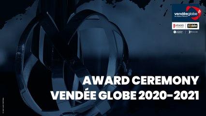 Award Ceremony Vendée Globe 2020-2021