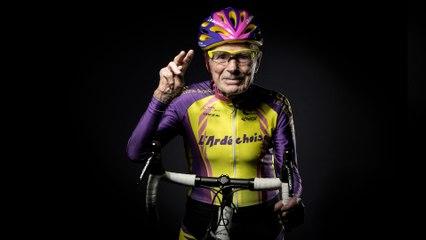 Robert Marchand, plus vieux cycliste de la planète, est mort à 109 ans