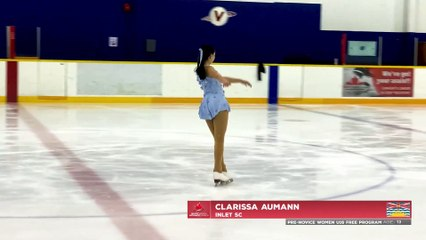 Pre Novice Women Free Group 2 - 2021 belairdirect BC/YK Section Victoria Day Virtual Event (29)