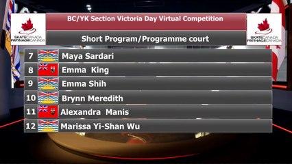 Junior Women Short - 2021 belairdirect BC/YK Section Victoria Day Virtual Event (31)