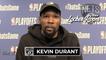 Kevin Durant Postgame Interview | Celtics vs Nets Game 2