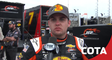 Noah Gragson explains what ended his day at COTA