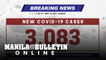 DOH reports 3,083 new cases, bringing the national total to 1,179,812, as of MAY 23, 2021