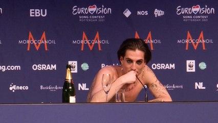 Eurovision 2021 : polémique autour du vainqueur italien accusé d'avoir consommé de la cocaïne en direct