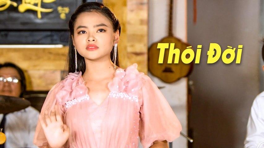Thói Đời - Giọng Ca Bolero Nhí Thu Hường (Official MV)