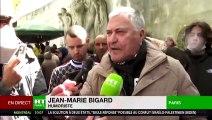 Jean-Marie Bigard pète les plombs contre un journaliste ce week-end et compare