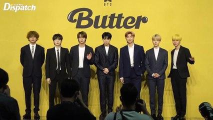 방탄소년단(BTS), '비주얼에 '버터'처럼 녹는다' [K-POP]