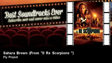 """Fly Project - Sahara Brown - From """"Il Re Scorpione """""""