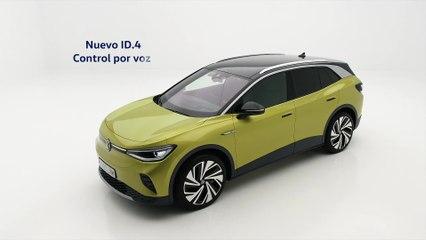 Nuevo Volkswagen ID.4 Control por voz