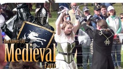 Blacktown Medieval Fayre 2021 Part 1-4, Doonside/Blacktown, Sydney, 23 May 2021