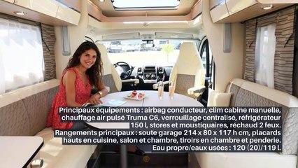 ON A TESTÉ LE FLORIUM MAYFLOWER 73 LJG, UN CAMPING-CAR POUR DEUX VRAIMENT TRÈS CONFORT_IN