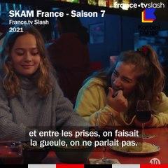 Secrets de tournage : Skam France