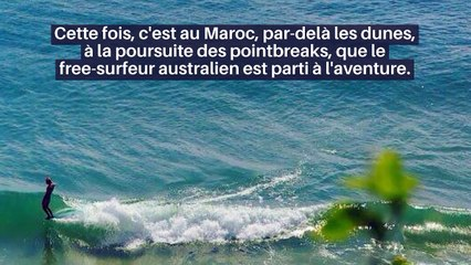 SURF - ''A MOROCCAN MEMOIR'' : HARRISON ROACH SAVOURE EN AFRIQUE DU NORD_IN
