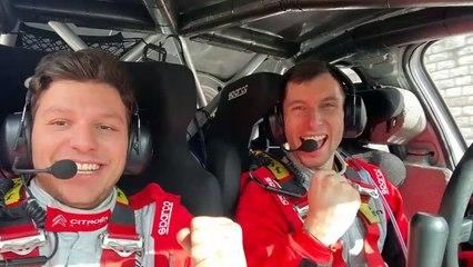 AUTOMOBILE. Championnat de France des rallyes asphalte 2021 : Camili-Buresi visent le titre_IN