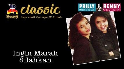 Prilly Priscilla & Renny Cecilia - Ingin Marah Silahkan (Official Music Video)