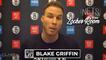 Blake Griffin Practice Interview | Celtics vs Nets Post Game 1