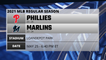Phillies @ Marlins Game Preview for MAY 25 -  6:40 PM ET