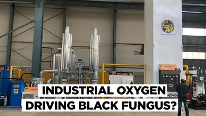 Use Of Industrial Oxygen Causing Black Fungus Spike Karnataka To Probe Source Of Mucormycosis Cases