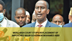 Meru high court stops replacement of impeached governor Mohamed Abdi
