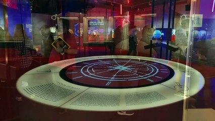 """Visita a la exposición """"Marte el espejo rojo""""  en el CCCB de Barcelona."""