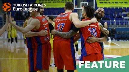 Final Four profiles, CSKA: 'The fire and the desire'