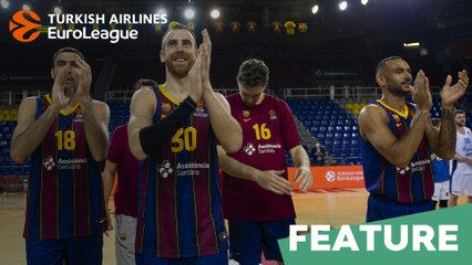 Final Four profiles, Barcelona: 'Only one game exists now'