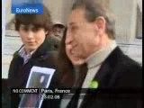 Chaîne humaine otages Colombie-euronews