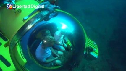 Un español logra llegar hasta la Fosa de las Marianas, el abismo más profundo del planeta