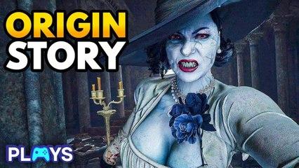 Lady Dimitrescu's Origin Story