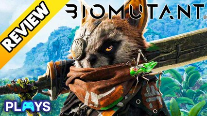 Biomutant Is Rough And Tough In Many Ways (Review)