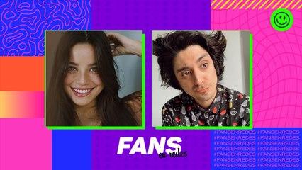 Emilia y Lucas Lezin en Fans en Redes