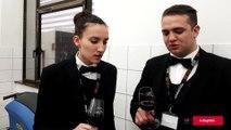 Dégustation au salon des vins de Tain l'Hermitage