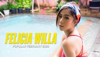 Felicia willa   POPULAR February 2020
