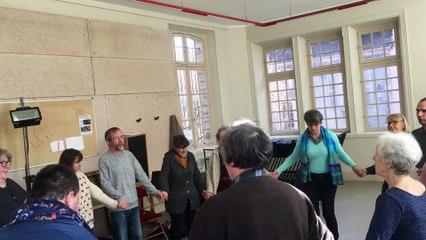 A Joigny passionnés et curieux se retrouvent à un atelier de chansons traditionnelles chaque samedi