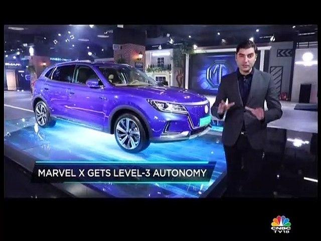 Auto Expo 2020: Here's a look at MG Motor India's future ready portfolio