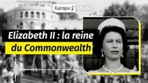 Elizabeth II, la reine du Commonwealth