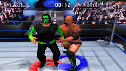 WWE Smackdown 2 - The Rock season
