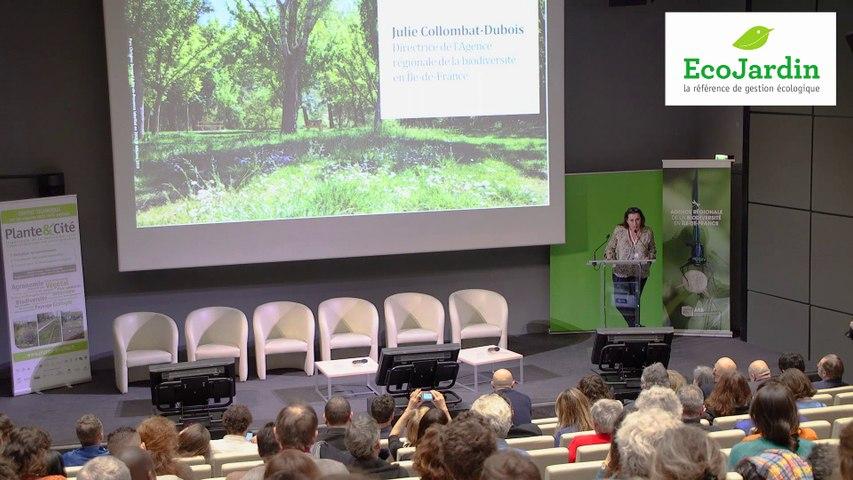 3 - Introduction Julie Collombat-Dubois, ARB îdF - Rencontre EcoJardin 2020