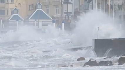 Storm Ciara batters north-western Europe