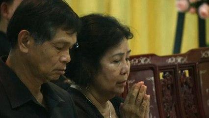 'I can still hear gunshots': Thailand mourns mall massacre